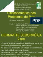 seminário psicossomatica das doenças de pele