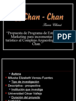 Propuesta de Programa de Estrategias de Marketing