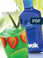 Vok Cocktail Recipes