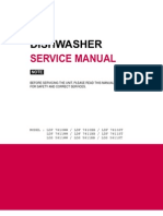 LDS5811 Service Manual