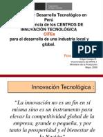 24-Experiencias en Politicas de Innovacion-edgar Quispe
