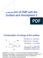 Interaction With the Surface and AtmosphereII