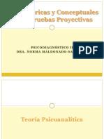 Bases Teoricas y Conceptuales de Las Pruebas Proyectivas