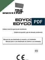 Manual ED 21 I , EI