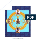 The Five Dhyani Buddhas[2]