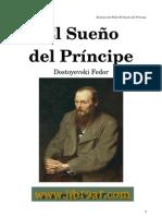 Dostoyevski Fedor-El Sueño del Príncipe