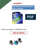 Introduccion a Internet