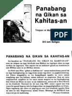 Help From Above [Gospel Tract] - Surigaonon Language