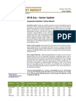 BIMBSec - Oil & Gas Sector Update - 20120507
