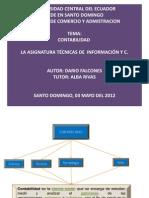 LA CONTABILIDAD Y LAS DIFERENCIA DE EMPRESA PUBLICA Y PRIVADA