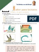Practica de Felipe El Gato Pulgoso