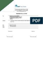 Transmittal Letter_Ditjen Migas