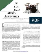 Elena de White y La Batería en la Música Adventista