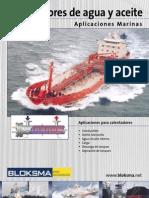 Calentadores marinos BLOKSMA