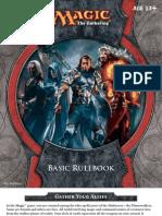 Magic the Gathering Rulebook
