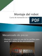 Montaje Del Robot