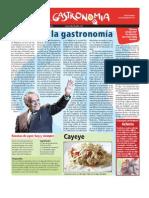 El GAbo y la Gastronomìa 11-03-12