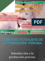 Producción porcina presentacion