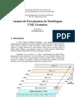 Análise de Ferramentas de Modelagem UML Gratuitas