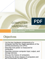 Chapter4 Computer Hardware