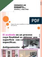 SEMINARIO DE INTERIORES