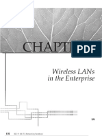 802.11 Wi-fi Handbook, Chapter 9 Wireless Lans in the Network