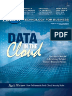 PC Today Magazine Data in Cloud - February 2012