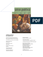 Analisis Politico 26