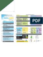 eduJAM 2012 - Programa Preliminar