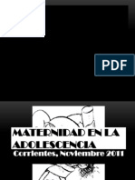 ad en La Adolescencia 2011