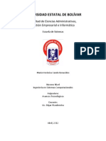 Modelos Del Ciclo de Vida Del Desarrollo de Software - VERONICA CANDO