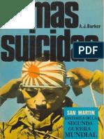 A J Barker Armas Suicidas