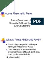 4 Rheumatic Fever