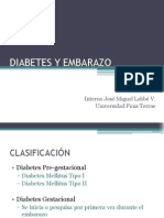 Diabetes y Embarazo Seminario