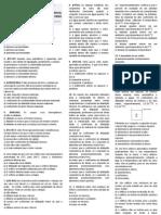 Lista de exercicios dilatação - abril 2012