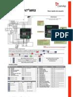 InteliNano-MRS-1 1 - Fast User Guide ESP