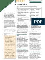 gf528 development indicators