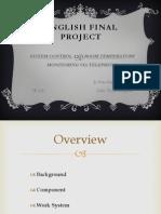English Final Project