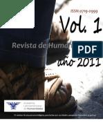 Revista de Humanidades Populares vol.1