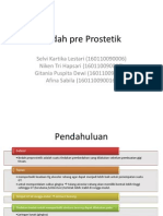 Bedah Preprostetik