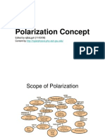 Polarization Concept