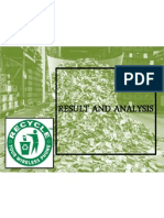 Env Slide Result and Analysis