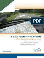 Tdwi Cbip 2009 Brochure