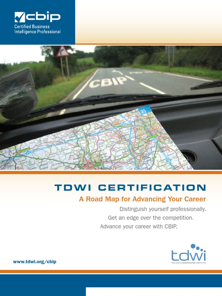 Tdwi Cbip 2009 Brochure Business Intelligence Data Warehouse