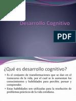 Desarrollo Cognitivo Psicologia Evolutiva