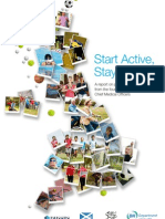 UK Physical Activity Guideline 2011