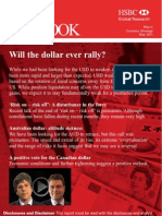 HSBC Currency Outlook
