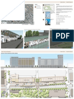 Market Street, Charlotte NC, Facade and Streetscape Design