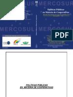 Politicas Publicas en Materia de Cooperativas - Mercosur