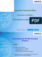Apprehend Industrial Risks From Past Accidents
